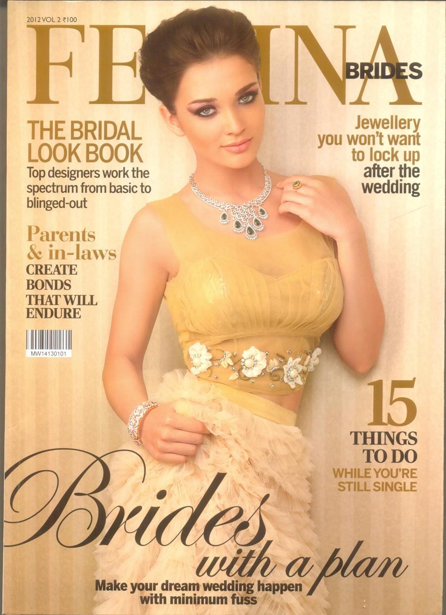 femina bridal issue