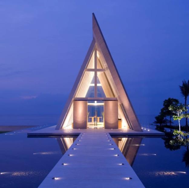 Conrad Bali Wedding