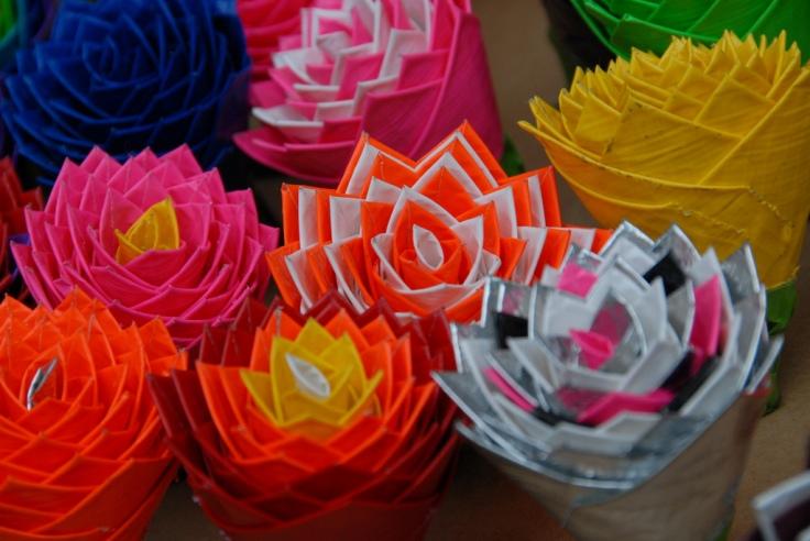 bright-neon-duct-tape-wedding-flowers.original