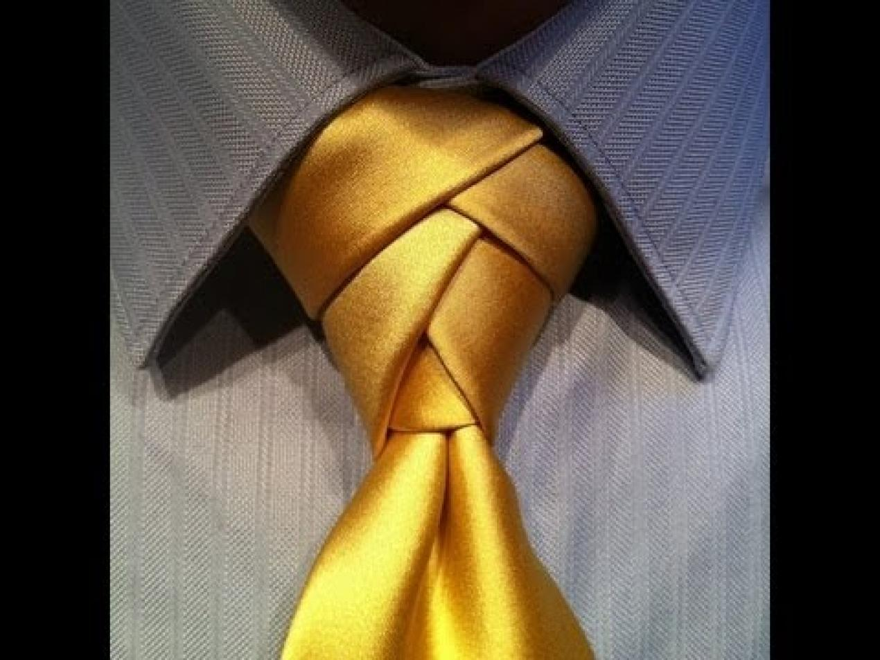 Summary How To Tie An Eldredge Necktie Knot Agreeordie Balthus A