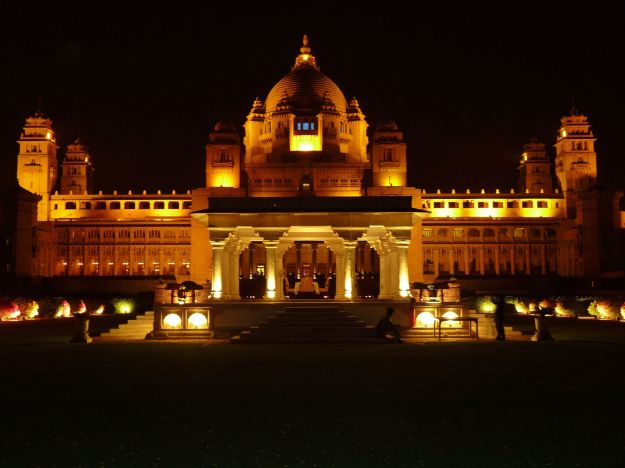 Umaid Bhavan, Rajasthan Destination Wedding Venue Ideas by The Wedding Co.