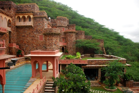Neemrana Fort - Rajasthan Wedding Destination Venue Ideas by The Wedding Co.