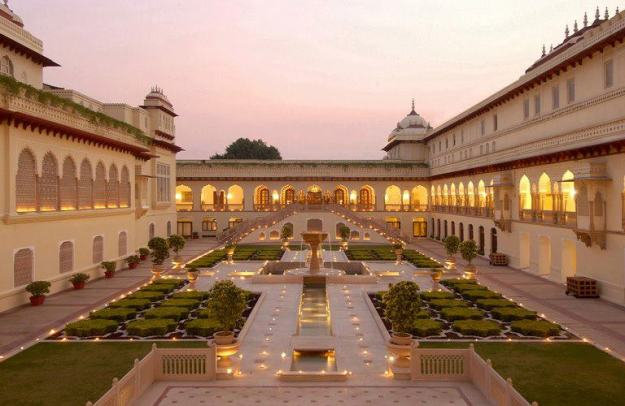Wedding Destination Rambagh Palace