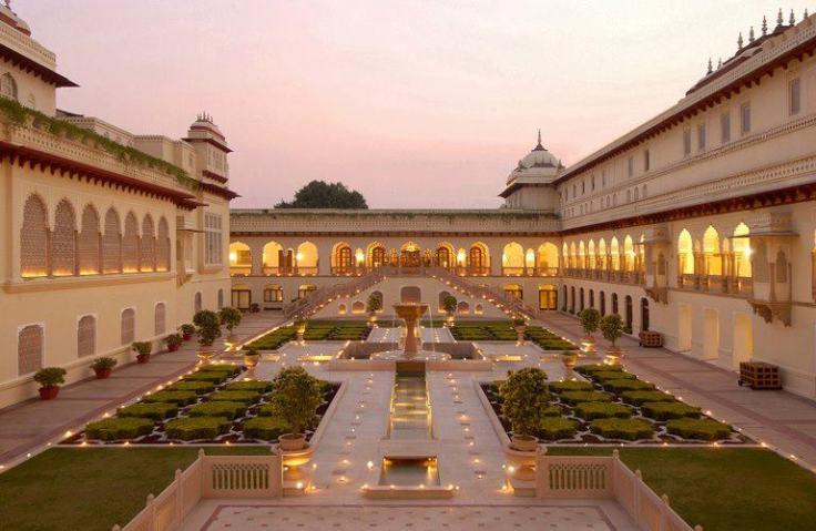 Wedding Destination Rambagh Palace