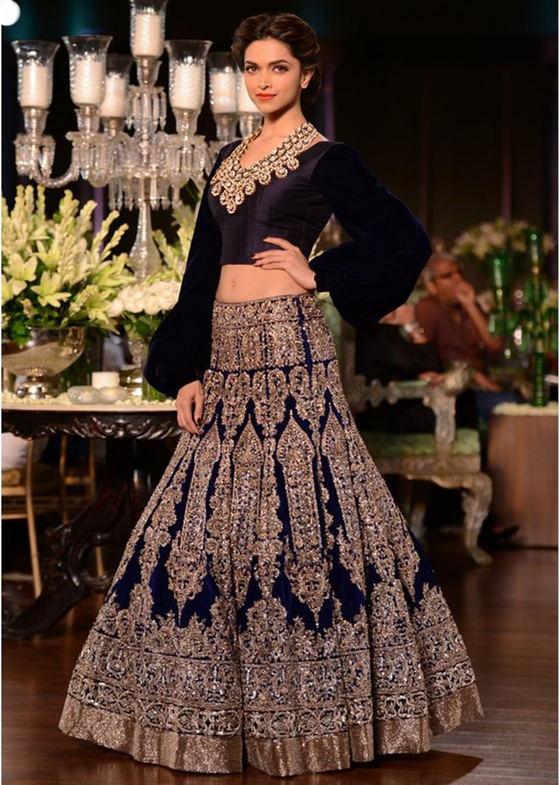 VagabombPicks: Best Lehengas for the Bride of 2015