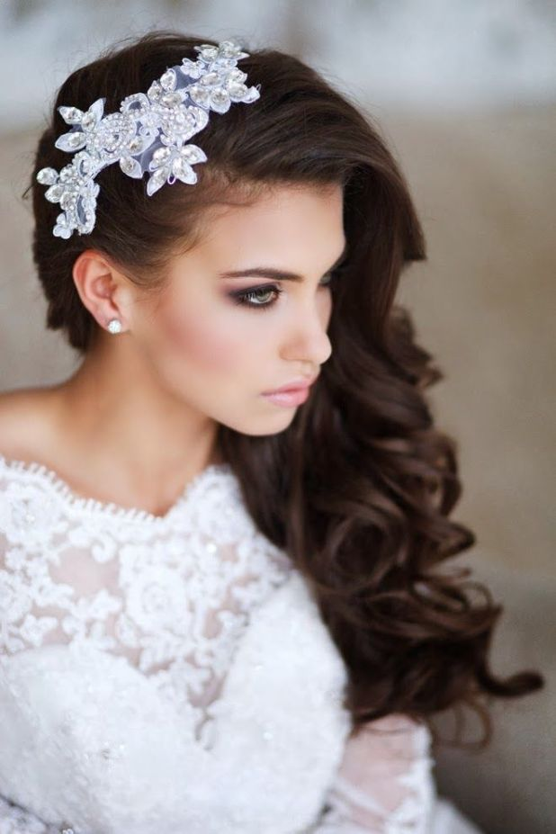 "Stunning Hairdos for the ""I Do"""