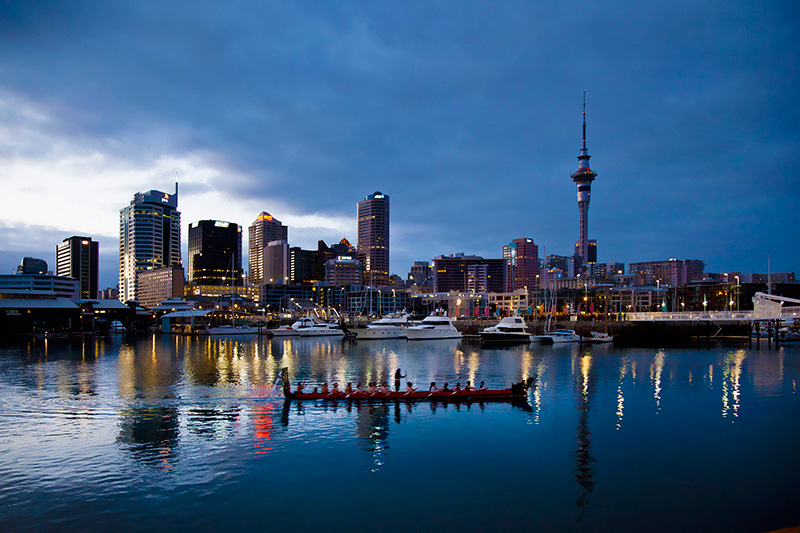 Be Awestruck By Auckland