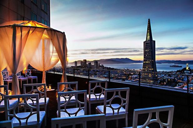 How To Plan A Rooftop Wedding