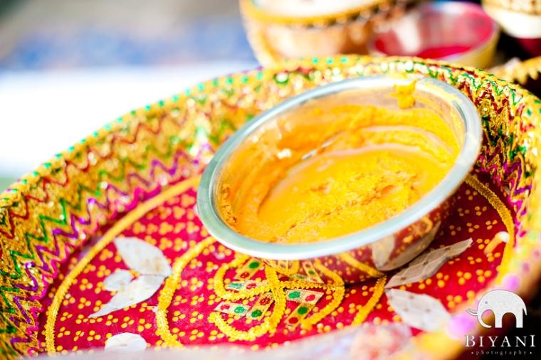 Pragati & Anant's Haldi, Pithi, Mehndi & Sangeet