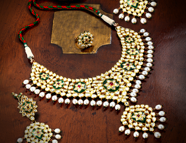 Kundan-Jewelry